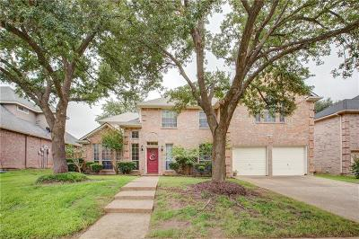 Flower Mound Single Family Home For Sale: 2117 Bishop Drive