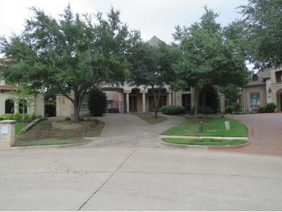 Single Family Home For Sale: 4017 Prestonwood Drive