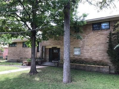 Garland Single Family Home For Sale: 3109 Ridgedale Drive