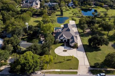 Colleyville Single Family Home For Sale: 305 Glade Road