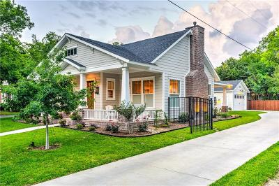 Waxahachie Single Family Home For Sale: 202 Kirven Avenue