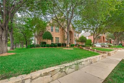 Keller Single Family Home For Sale: 801 Highland Lakes Court