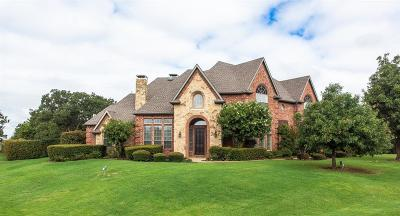 Flower Mound Single Family Home For Sale: 3201 Oak Crest Drive
