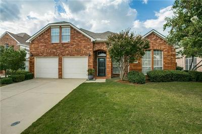 Frisco TX Single Family Home Active Kick Out: $375,000