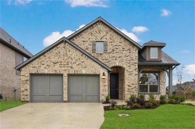 Flower Mound Single Family Home For Sale: 6200 Cupleaf Boulevard