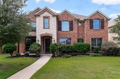 Frisco Single Family Home For Sale: 13071 Cordellera Lane