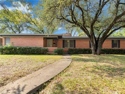 Single Family Home For Sale: 6525 Calmont Avenue
