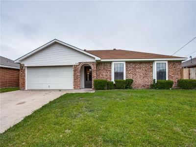 Rowlett Single Family Home For Sale: 7718 Creek View Drive