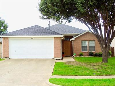 Wylie Single Family Home For Sale: 3008 Creekwood Drive