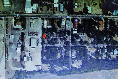 Dallas Residential Lots & Land For Sale: 1923 Pollard Street