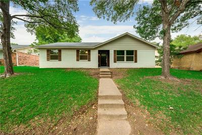 Duncanville Single Family Home For Sale: 523 Meadowglen Drive