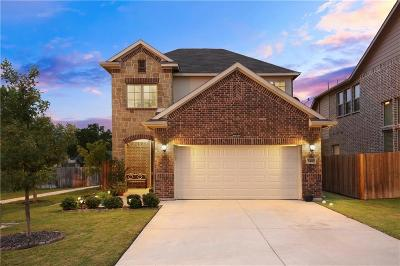Bedford Single Family Home Active Option Contract: 2449 Avalon Court