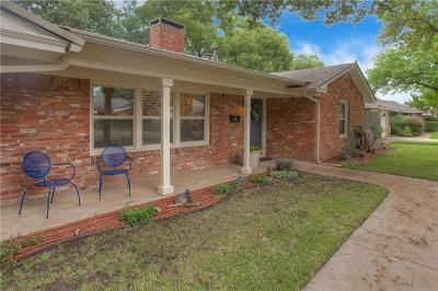 Single Family Home For Sale: 4224 Whitfield Avenue