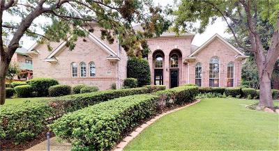 Flower Mound Single Family Home For Sale: 4205 Auburn Drive