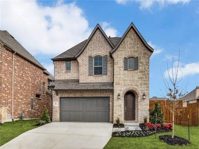 McKinney Single Family Home For Sale: 2321 St. Mary Lane