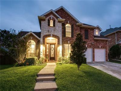 Plano TX Single Family Home Active Option Contract: $389,000