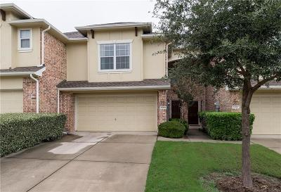 Frisco Townhouse For Sale: 5369 Crimson Oaks Drive