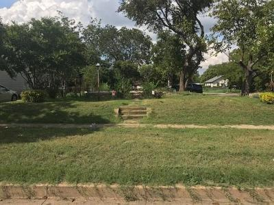 Dallas Residential Lots & Land For Sale: 2603 Gladstone Drive