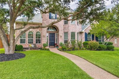 Plano Single Family Home For Sale: 3705 Braewood Circle