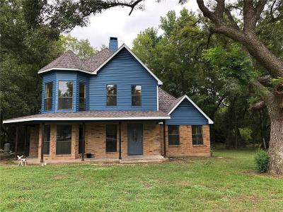 Crandall, Combine Single Family Home For Sale: 545 Koller Road