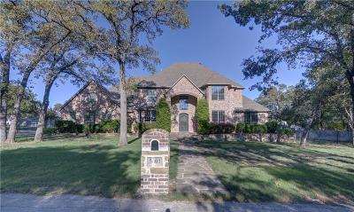 Colleyville Residential Lease For Lease: 5101 Oak Timbers Court