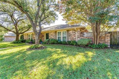 Fort Worth Single Family Home For Sale: 5317 Benbridge Drive
