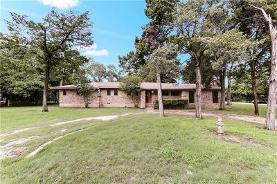 Cedar Hill Single Family Home For Sale: 1002 Tower Drive