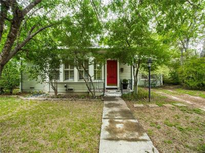 Single Family Home Active Option Contract: 3000 Edgehill Road