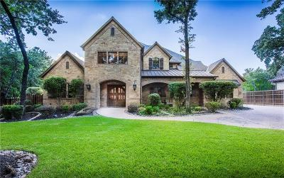 Colleyville Single Family Home For Sale: 6000 Westcoat Drive