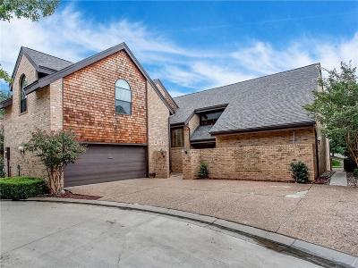 Parker County, Tarrant County, Hood County, Wise County Townhouse For Sale: 4231 Clear Lake Circle