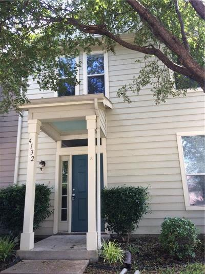 Fort Worth Townhouse For Sale: 4132 Macy Lane