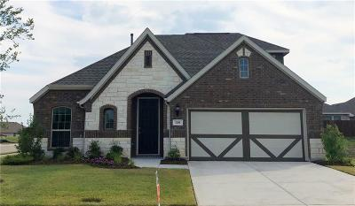 Forney Single Family Home For Sale: 1581 Seminole Drive