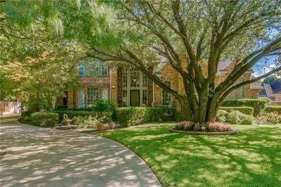 Colleyville Single Family Home For Sale: 2705 Jackson Court