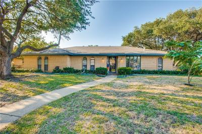 Lewisville Single Family Home For Sale: 1252 Grove Drive