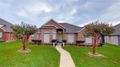 Desoto Single Family Home Active Option Contract: 1221 Barrington Drive