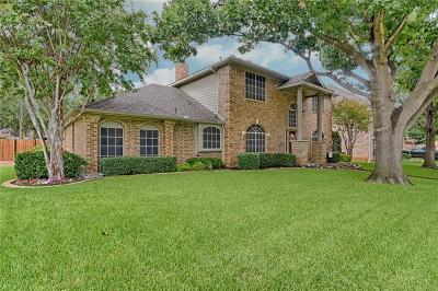 Flower Mound Single Family Home For Sale: 2501 Brown Drive
