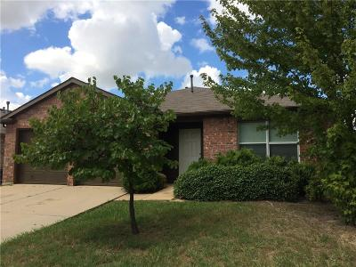 Fort Worth Single Family Home For Sale: 1725 Wind Dancer Trail