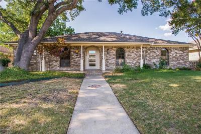 Richardson Single Family Home Active Option Contract: 523 Birch Lane