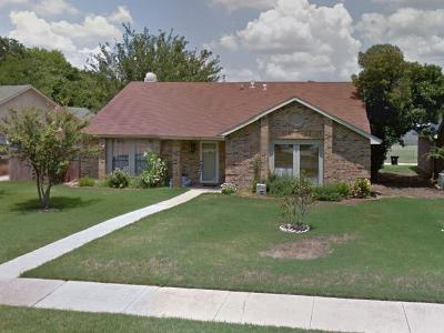Flower Mound Single Family Home For Sale: 3024 Yorkshire Court