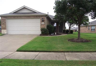 Frisco Single Family Home For Sale: 7630 Riverwood Lane