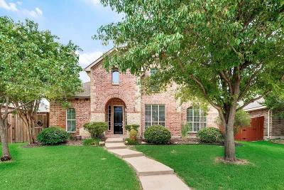 Allen Single Family Home For Sale: 410 Deer Brooke Drive