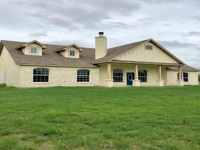 Coolidge, Mexia, Mount Calm Farm & Ranch Active Option Contract: 411 N 6th Street