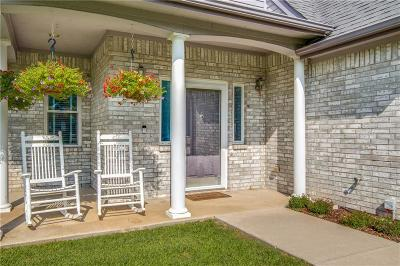 Van Alstyne Single Family Home For Sale: 462 S Dallas Street