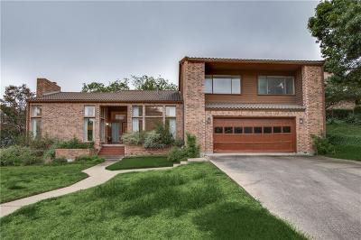 Irving Single Family Home For Sale: 3712 Hidalgo Street