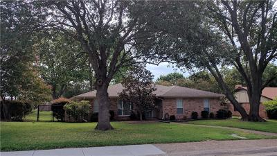 Duncanville Single Family Home Active Option Contract: 330 Roma Drive