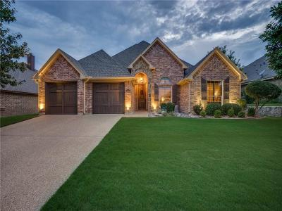 Benbrook Single Family Home For Sale: 7424 Green Links Drive