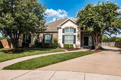 Mckinney Single Family Home For Sale: 4500 Whitehall Court