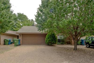 Flower Mound TX Townhouse For Sale: $206,500