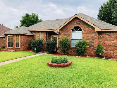 Mesquite Single Family Home For Sale: 1924 Island View Court
