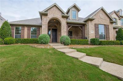 Lewisville Single Family Home Active Option Contract: 2226 Landoine Lane